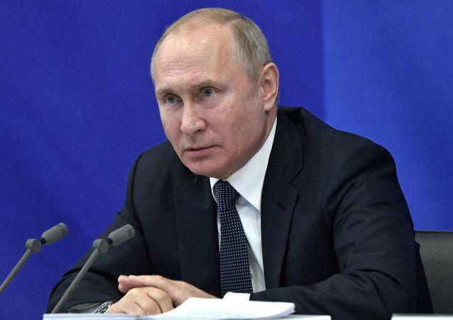 要严厉打击极端组织在俄活动
