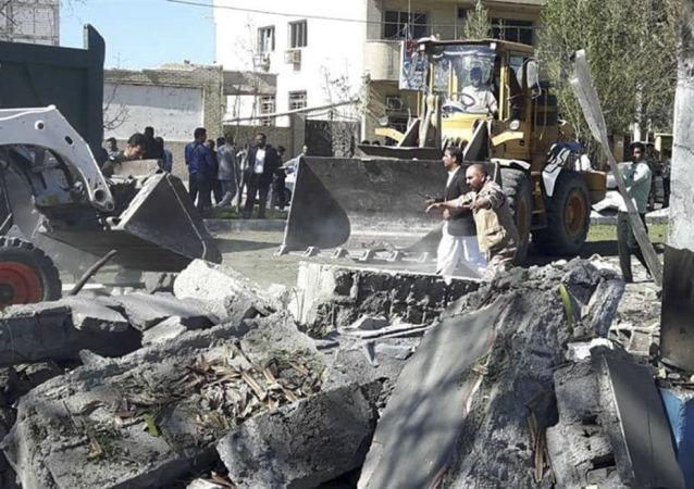 伊朗爆炸袭击