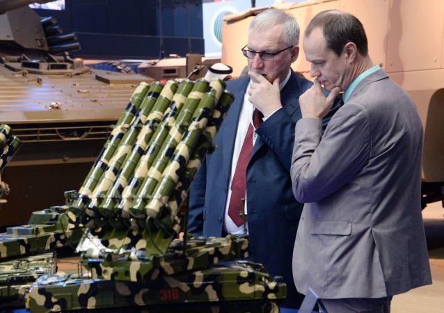 俄国防企业与外国伙伴合作的装备研发项目超过100个