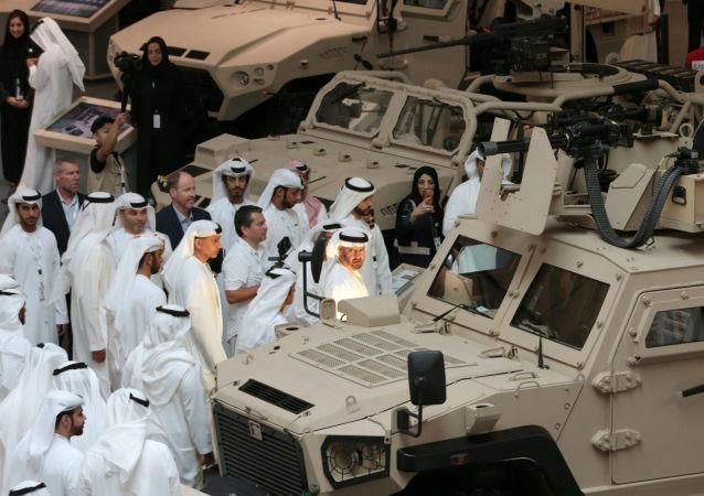 报告:波斯湾国家军事开支至2023年将超过1100亿美元