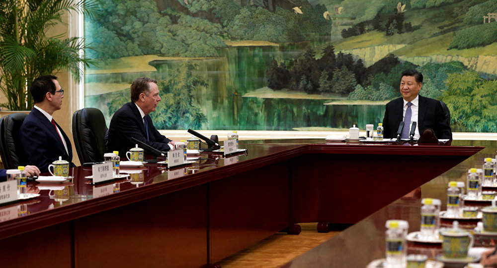 中美贸易冲突:3月1日前能否达成共识?