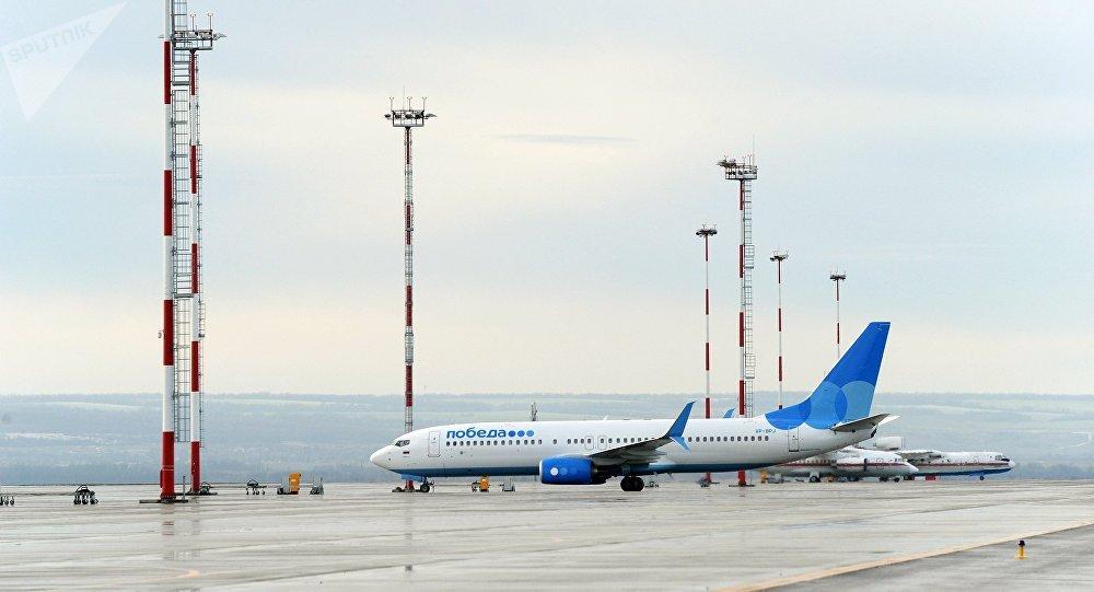俄胜利航空否认飞机在亚美尼亚久姆里硬着陆