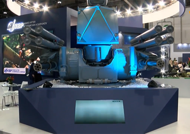 """""""铠甲-ME""""防空系统亮相阿布扎比国际防务展IDEX- 2019"""