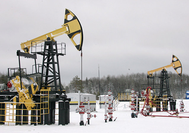 俄罗斯石油行业