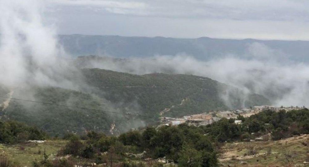 叙政府军在南部发现恐怖分子藏匿大量炸药的窝点
