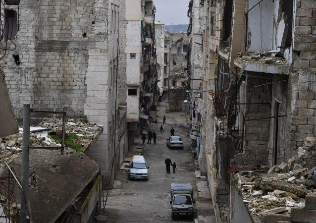 俄外长:美国目的是分裂叙利亚并建立准国家
