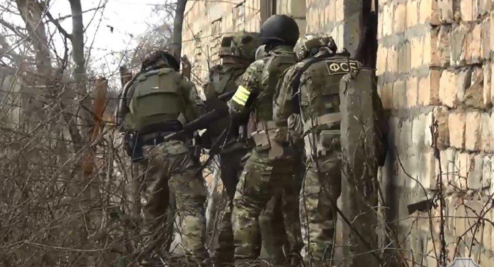 俄国家反恐委员会:拟实施恐袭武装分子在俄达吉斯坦被击毙