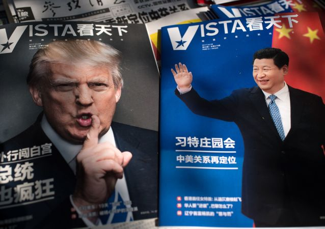 外媒:中国遏制美国优势