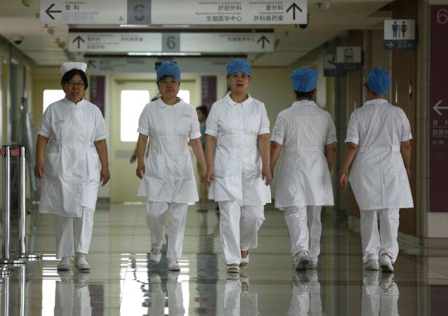 北京大学国际医院1名护士确诊感染新冠病毒 已对该院采取封闭管理措施