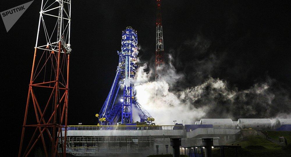 俄罗斯联盟号火箭从普列谢茨克航天发射场升空的时间无限期推迟