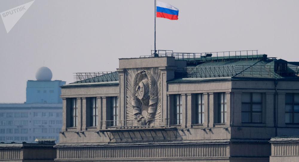 俄总理同俄国家杜马领导层举行非正式会面