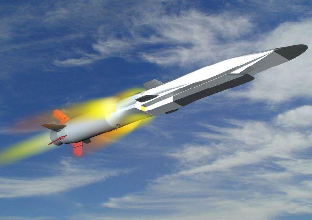 Предположительное изображение ракеты 3М22 Циркон