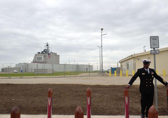 美国驻罗马尼亚军事基地