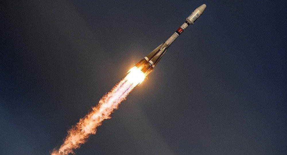 """""""联盟-2.1b""""运载火箭"""