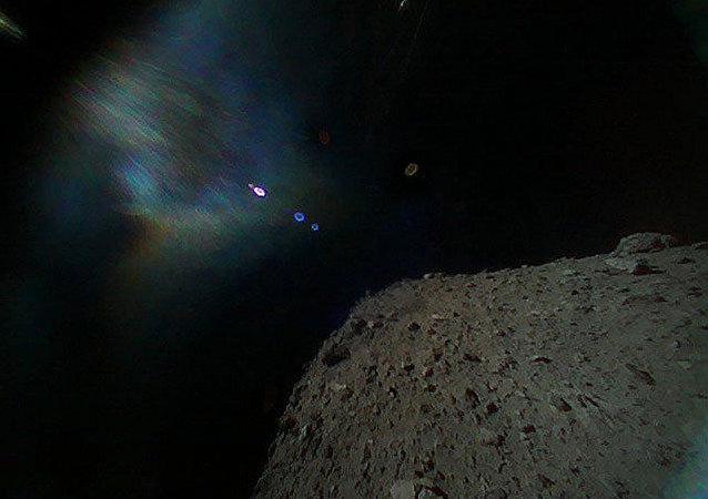 龙宫小行星