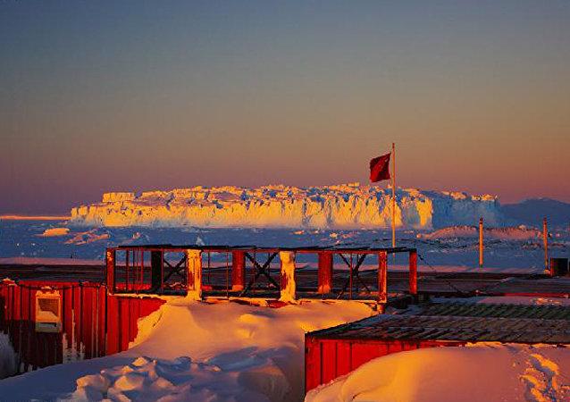 中国认为美国在北极研究中领先其他国家