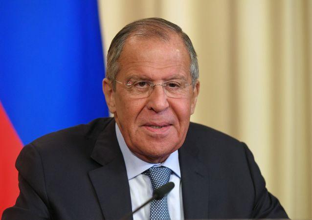 俄外长:莫斯科将继续支持加拉加斯