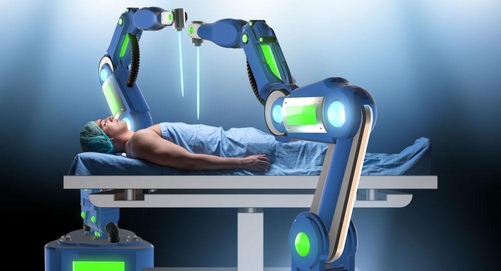 俄直投基金投资人工智能外科手术机器人研发项目