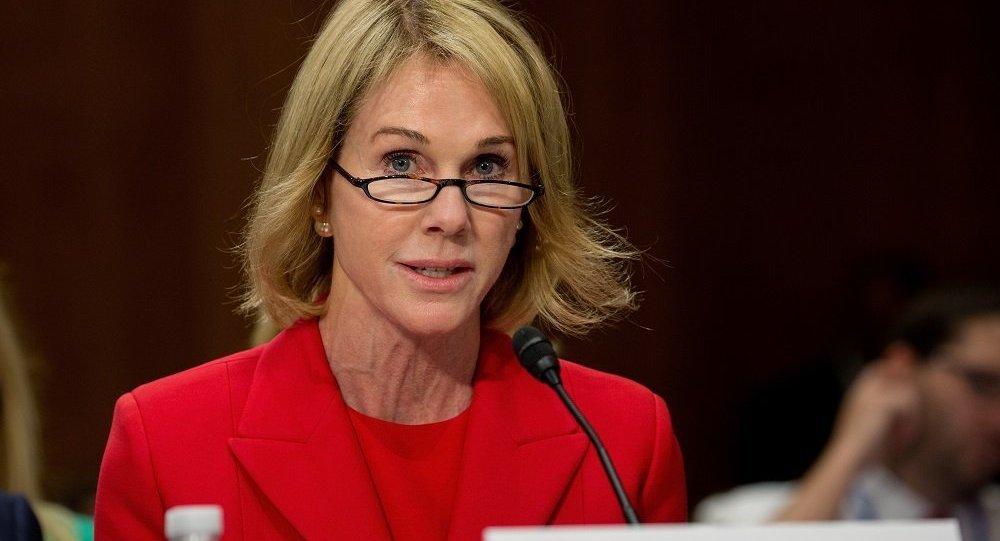 美国常驻联合国代表凯莉·克拉夫特