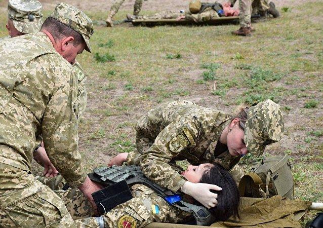 乌军官发半裸女性征兵广告引众怒