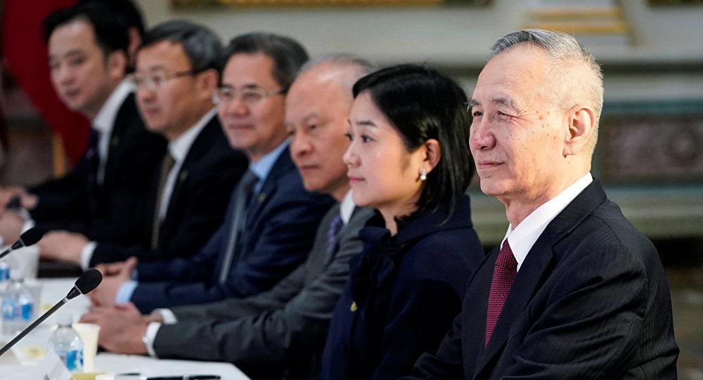 中国识破了美国的恫吓