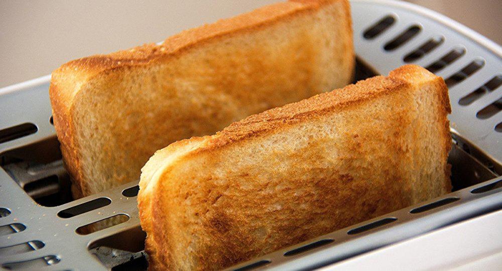 炸面包块( 吐司)