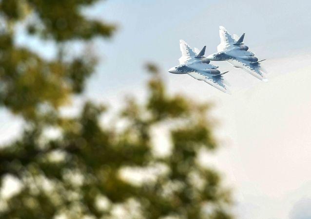 开发人员谈对苏-57飞行员的新增保护