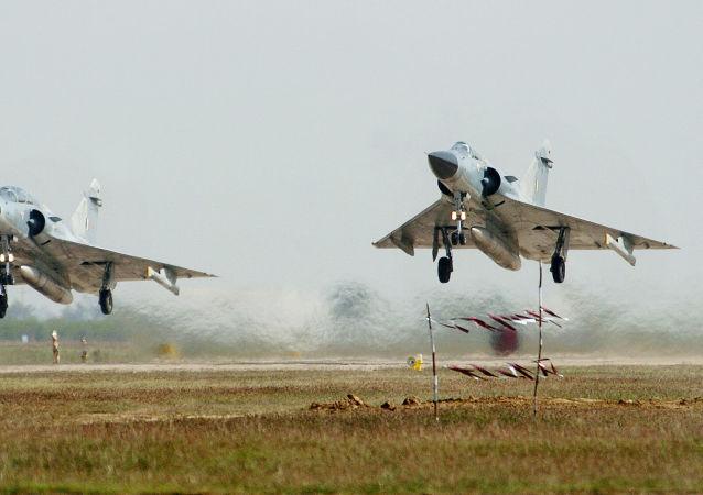 印度Dassault Mirage 2000