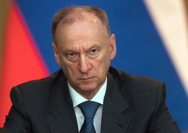 俄联邦安全会议秘书对美国计划在亚太地区部署中程导弹表示担忧