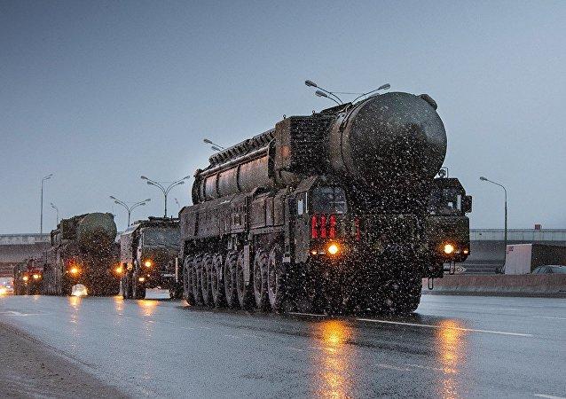 """最新""""亚尔斯-S""""导弹系统将于11月在阿尔泰边疆区开始值勤"""