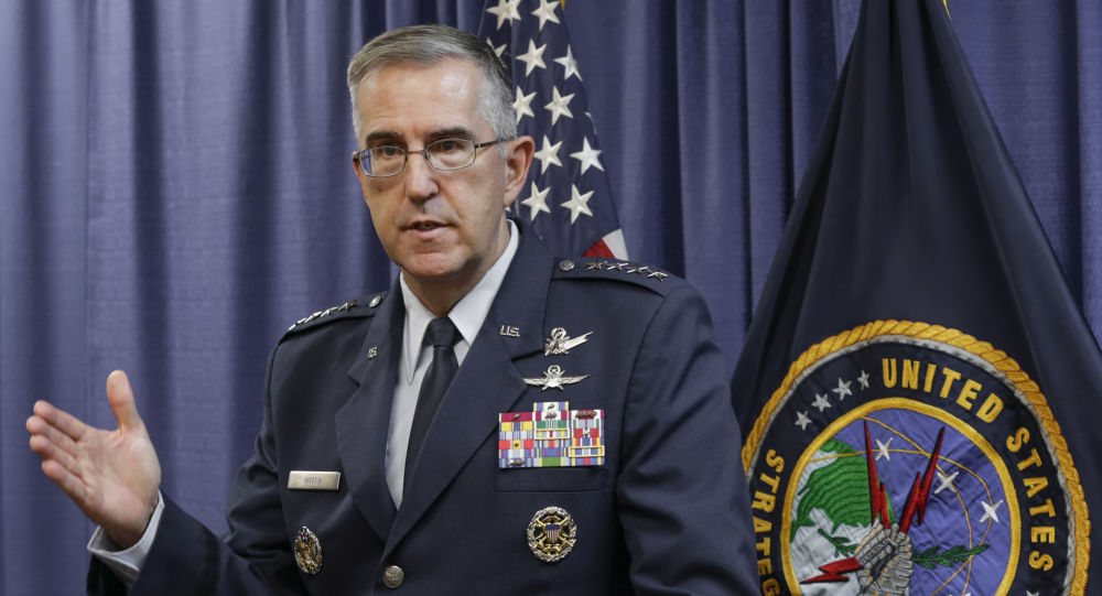 美军官:美国需要数年时间来恢复在高超音速武器领域的领先地位
