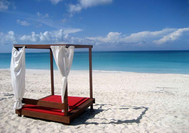 加勒比海一岛屿将以50万美元出售