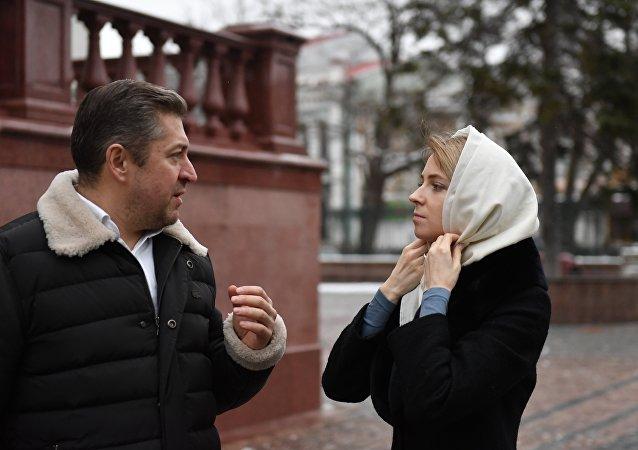 波克隆斯卡娅与伊万·索洛维约夫