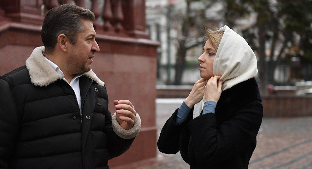 波克隆斯卡娅的丈夫对要求将其妻子引渡到乌克兰一事作出回应