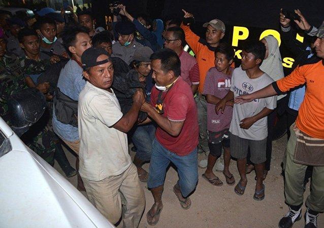 印尼矿难死亡人数增至4人