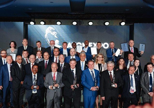 俄罗斯2019核工业展国际论坛将第二次颁发Atomexpo Awards奖项