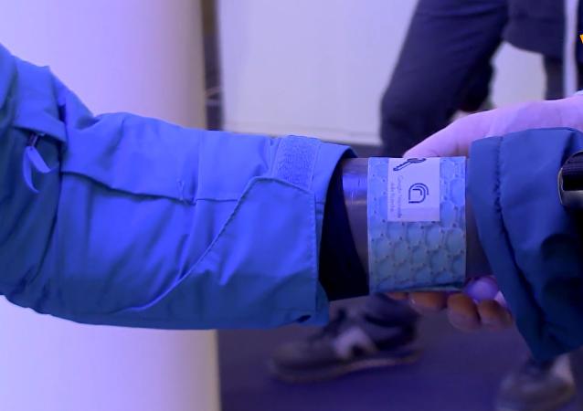 石墨烯贴片产品亮相2019世界移动大会