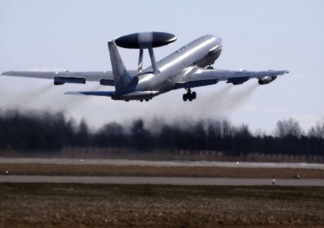 AWACS远程雷达预警机