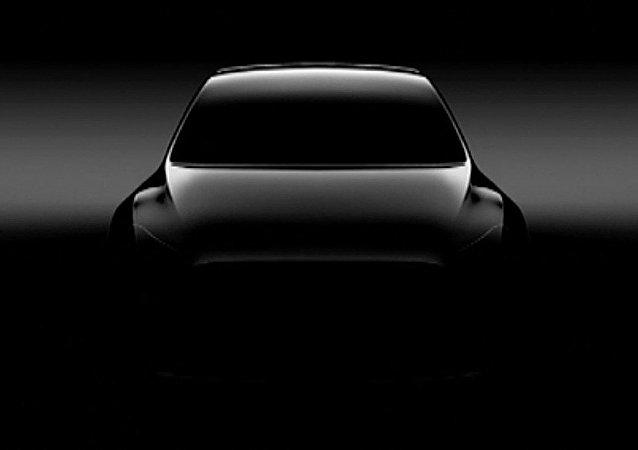 Tesla Y SUV