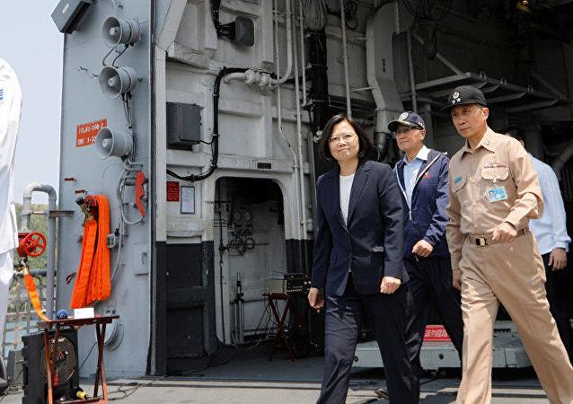 东京不会因加强与台北合作而损害与北京的关系
