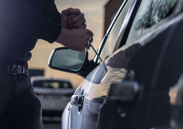 俄罗斯被盗最多的汽车品牌