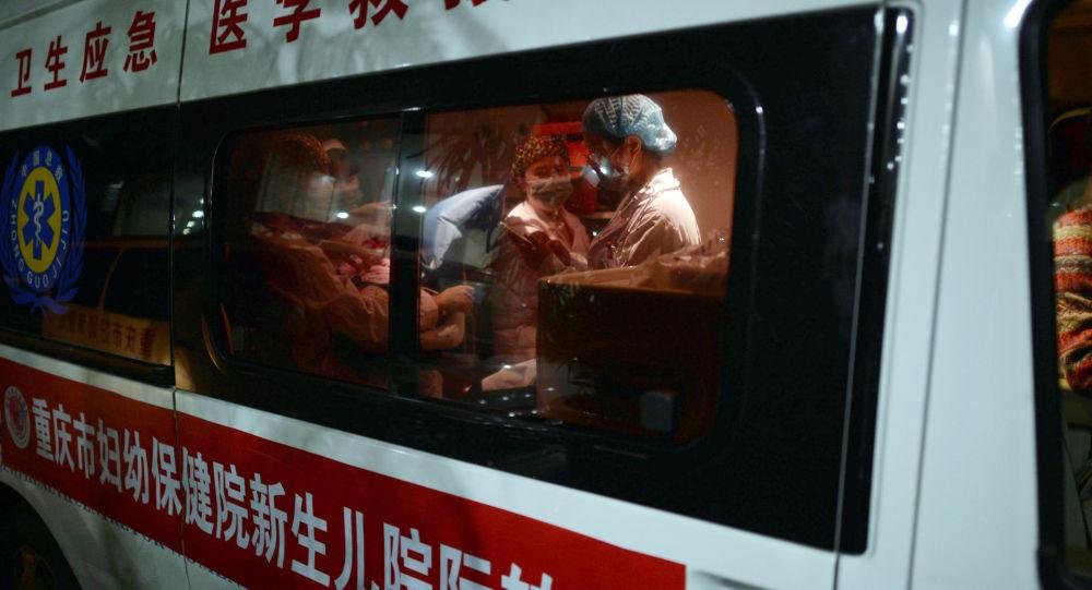 中国安徽省一化工厂爆炸致2人死亡9人受伤