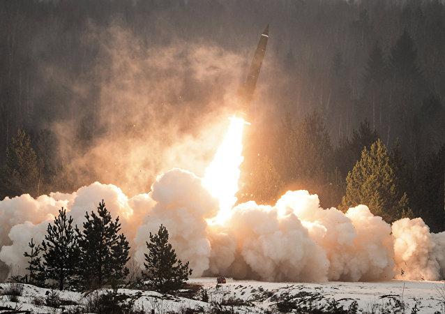 普京签署了有关俄罗斯停止执行《中导条约》的命令