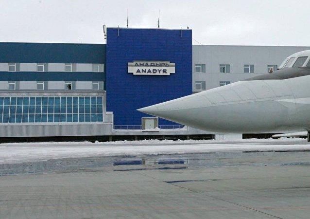 俄罗斯阿纳德尔机场