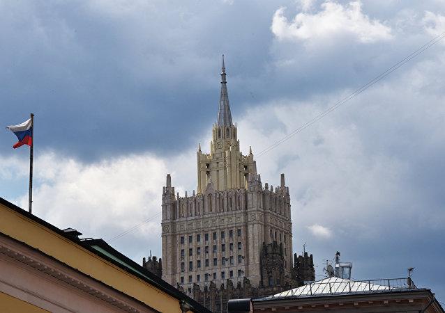 俄外交部:美国至今未同意发表不允许核战争声明彰显其意图