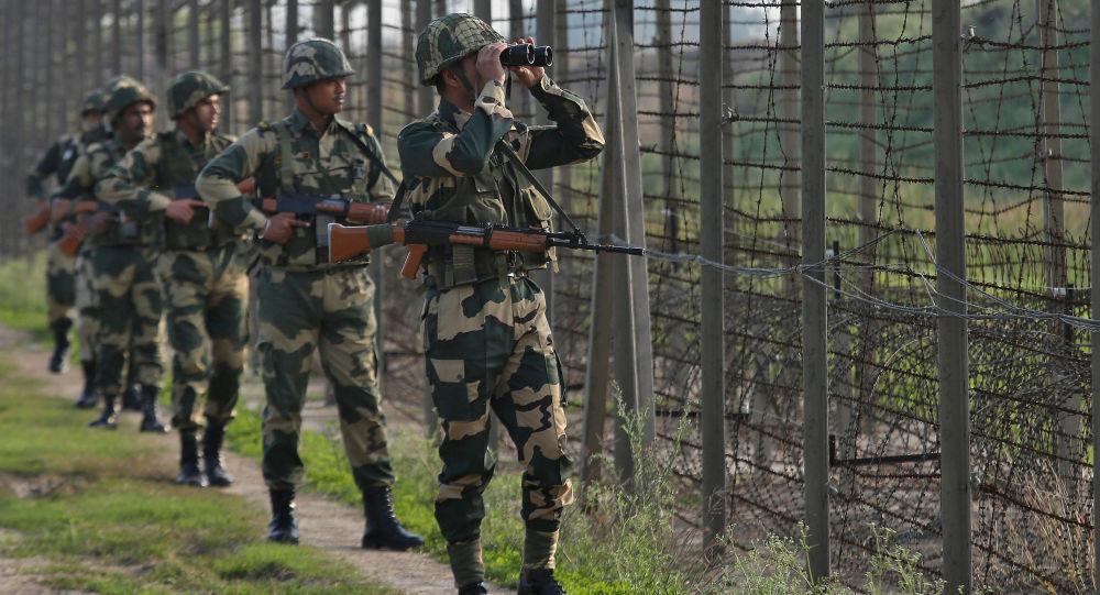 印巴在克什米尔地区交火造成3名军人丧生