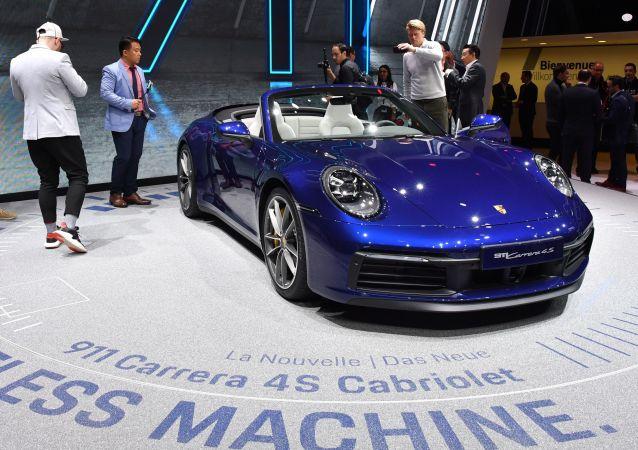 日内瓦国际汽车展举办方宣布因受新冠疫情影响取消车展