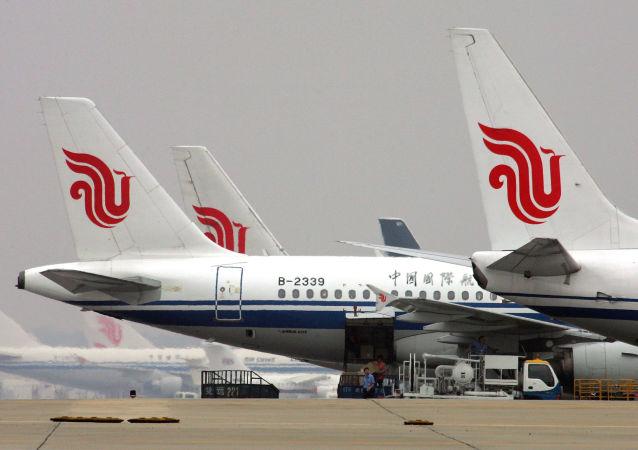 中国民航局:国航CA910(莫斯科至郑州)等多个航班自3月22日起暂停运行2周