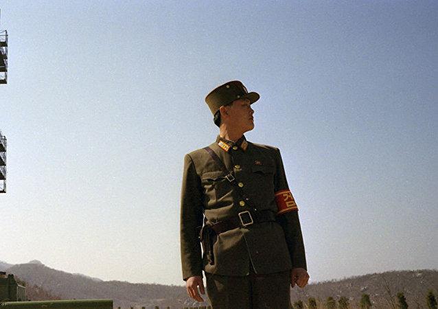 韩国国防部:朝鲜新武器与弹道导弹无关