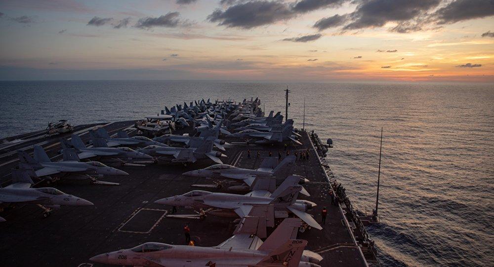 中国将对美国在南海发起的挑战予以适当回应